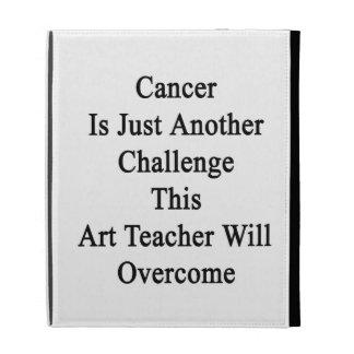 El cáncer es apenas otro desafío este profesor de