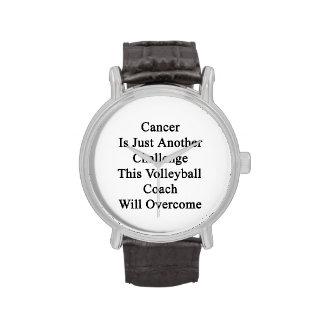 El cáncer es apenas otro desafío este voleibol C