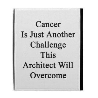 El cáncer es apenas otro desafío los Wi de este ar