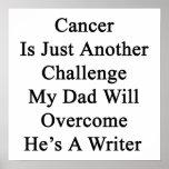 El cáncer es apenas otro desafío que mi papá Overc Poster