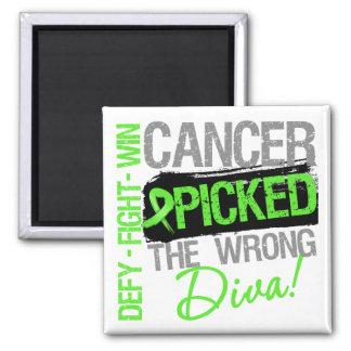 El cáncer escogió el linfoma incorrecto de Non-Hod Iman De Frigorífico