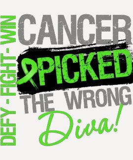 El cáncer escogió el linfoma incorrecto de Non-Hod Camisetas