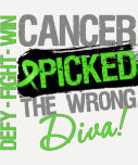 El cáncer escogió el linfoma incorrecto de camisetas