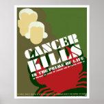 El cáncer mata al ~ en la prima de la vida posters