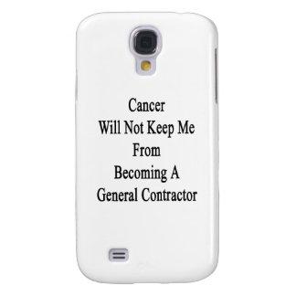 El cáncer no me guardará de hacer un Co general