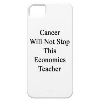 El cáncer no parará a este profesor de la economía iPhone 5 Case-Mate protectores