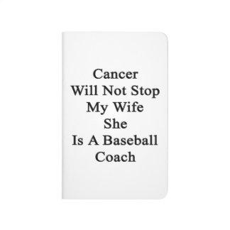 El cáncer no parará a mi esposa que ella es un Coa
