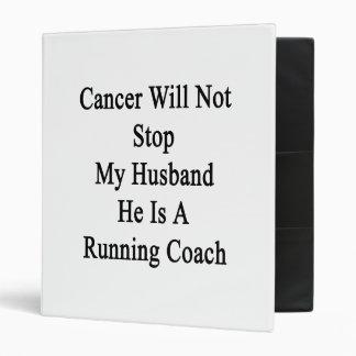 El cáncer no parará a mi marido que él es un funci