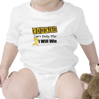El cáncer no puede tiranizarme que ganaré - trajes de bebé