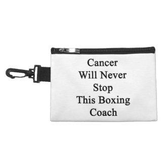 El cáncer nunca parará a este coche del boxeo