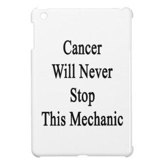 El cáncer nunca parará a este mecánico