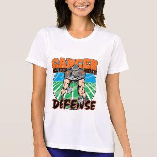 El cáncer nunca romperá mi defensa - leucemia tshirts