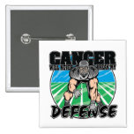 El cáncer nunca romperá mi melanoma de la defensa pin