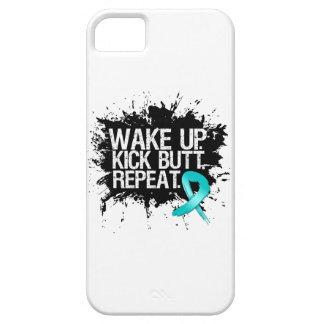 El cáncer ovárico despierta la repetición del iPhone 5 Case-Mate cobertura