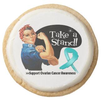 El cáncer ovárico toma un soporte