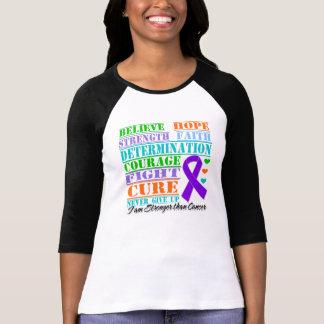 El cáncer pancreático cree la determinación de la playeras