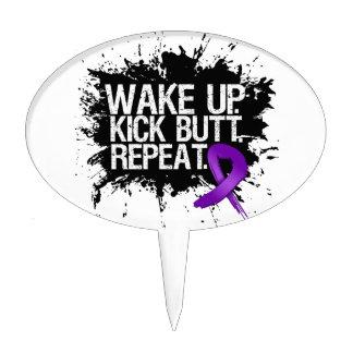 El cáncer pancreático despierta la repetición del decoraciones de tartas