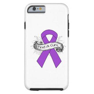 El cáncer pancreático encuentra una cinta de la funda para iPhone 6 tough