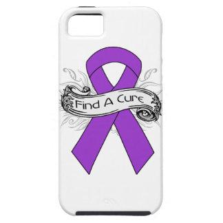 El cáncer pancreático encuentra una cinta de la iPhone 5 funda