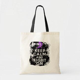 El cáncer pancreático guarda calma y sigue luchand bolsas