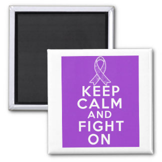 El cáncer pancreático guarda calma y sigue luchand imán cuadrado