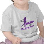 El cáncer pancreático mi héroe es mi abuela camiseta