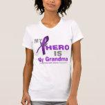 El cáncer pancreático mi héroe es mi abuela camisetas