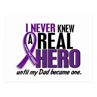El cáncer pancreático NUNCA CONOCÍA a un papá del  Tarjetas Postales