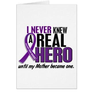 El cáncer pancreático NUNCA CONOCÍA a una madre de Tarjetas