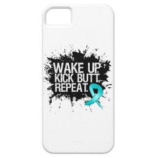 El cáncer peritoneal despierta la repetición del iPhone 5 cárcasa