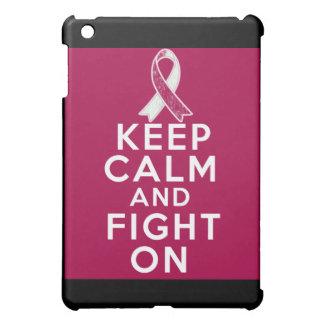 El cáncer principal del cuello guarda calma y sigu