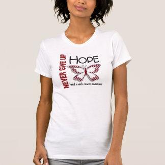 El cáncer principal del cuello nunca da para arrib camisetas