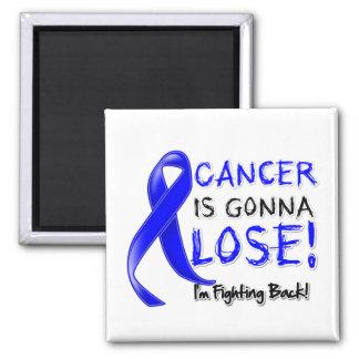 El cáncer rectal va a perder imán cuadrado