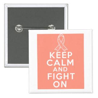 El cáncer uterino guarda calma y sigue luchando pins