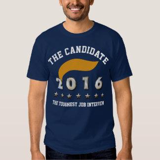 El candidato 2016 - Donald Trump Remeras
