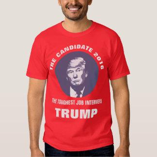 El candidato 2016 - triunfo remeras