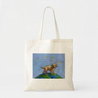 El caniche es el mejor perro en la pintura linda d bolsa