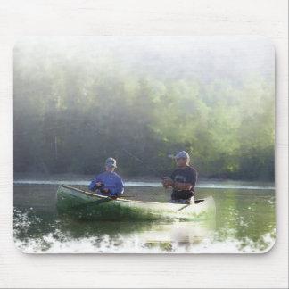 El Canoeing - cojín de ratón Mouse Pads