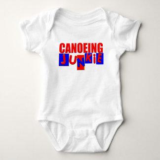 El Canoeing divertido Body Para Bebé