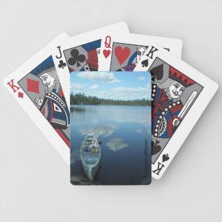 El Canoeing el límite riega v.1 Baraja