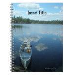 El Canoeing el límite riega v.1 Libros De Apuntes Con Espiral