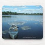 El Canoeing el límite riega v.1 Tapete De Raton