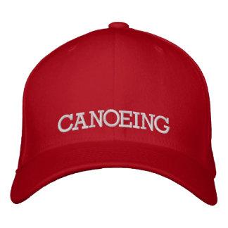 El Canoeing Gorras De Beisbol Bordadas