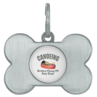 El Canoeing Placa Mascota