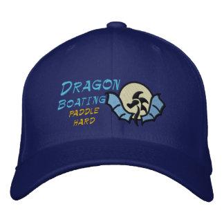 El canotaje del dragón, se bate difícilmente gorro bordado