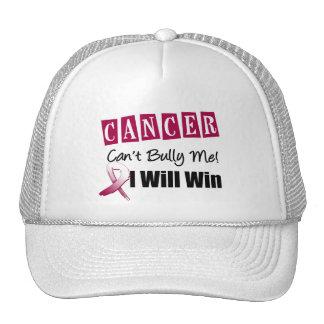 El canto del cáncer de cabeza y cuello me tiraniza gorro de camionero