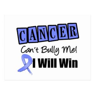 El canto del cáncer de estómago me tiraniza que postales