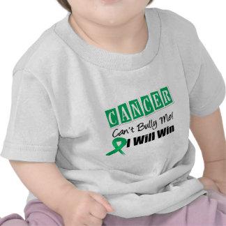 El canto del cáncer de hígado me tiraniza que camiseta