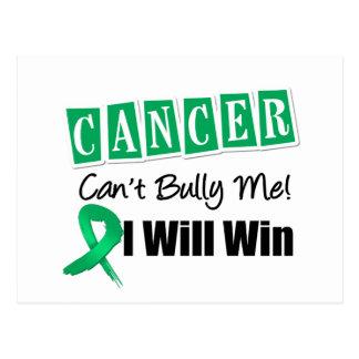 El canto del cáncer de hígado me tiraniza que tarjetas postales