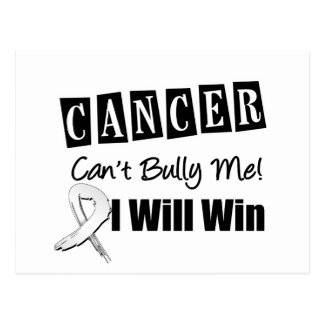 El canto del cáncer de hueso me tiraniza que tarjeta postal